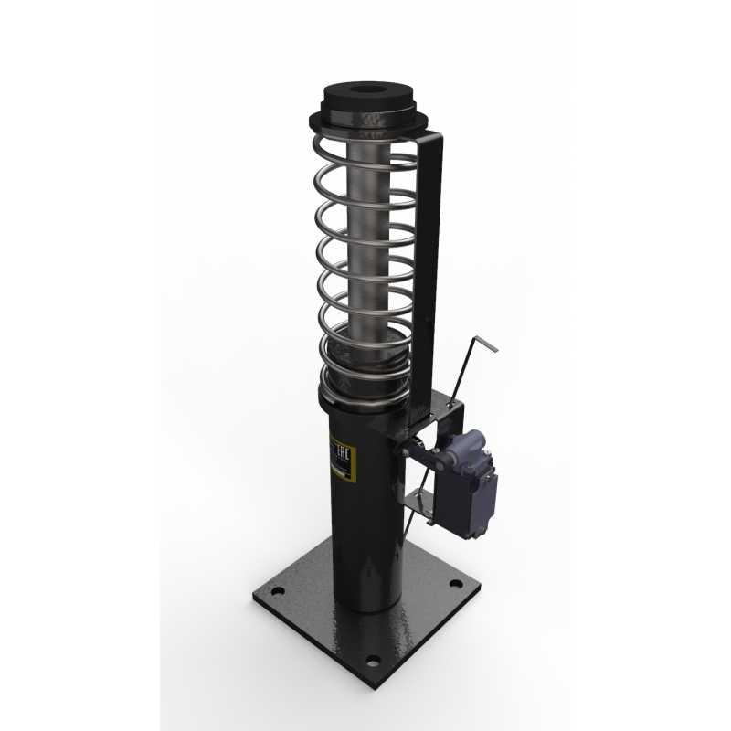 Гидравлический буфер модели ГБ-А