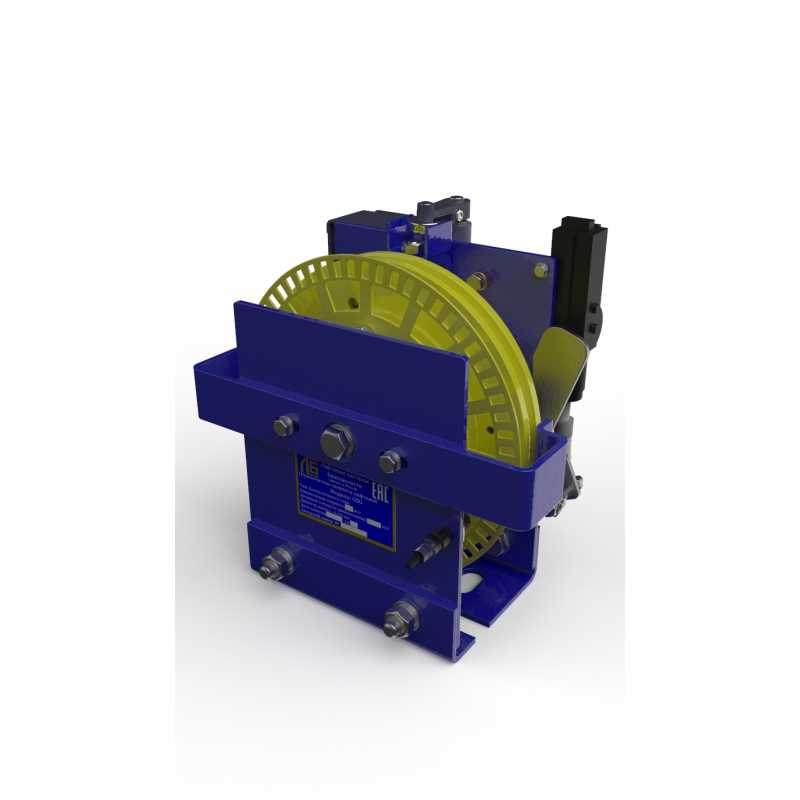 Ограничитель скорости центробежного типа модель OSG (OSG-XX.БM12.ДИ)