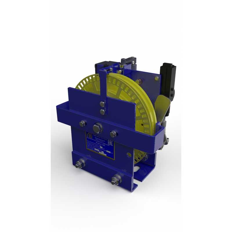 Ограничитель скорости центробежного типа модель OSG (OSG-XX.БM12.ДО)