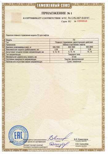 ТС RU C-RUAБ71В00141